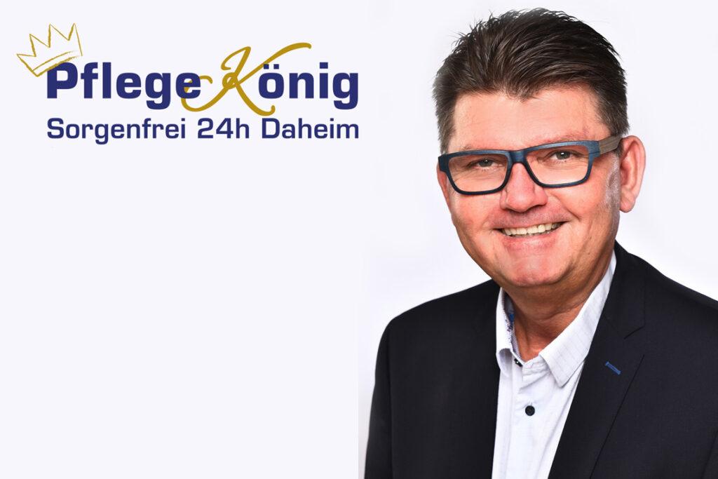 Stefan König-Inhaber vom Pflegekönig