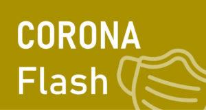 button corona news